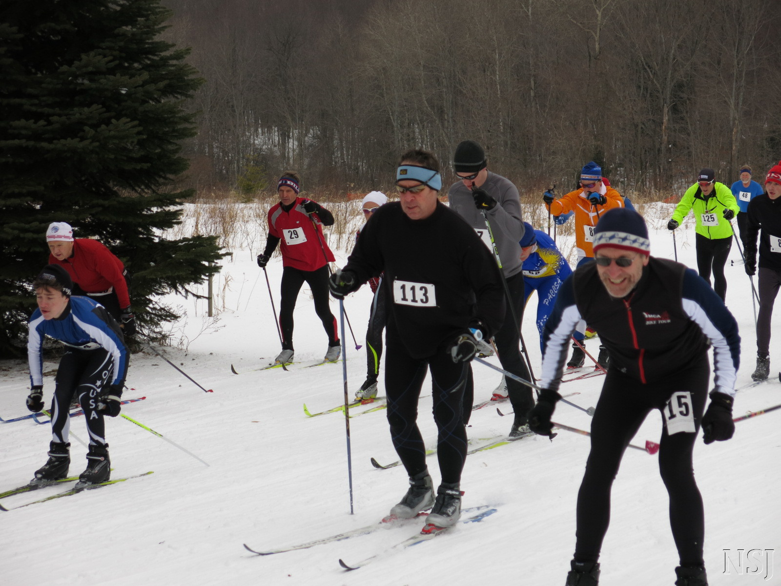 "PA Nordic Championship - Classic - Wilderness Lodge - <span class=""date-display-single"" property=""dc:date"" datatype=""xsd:dateTime"" content=""2014-02-01T00:00:00-05:00"">01 Feb 2014</span> - Naomi Jarvis"