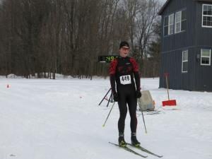 Tony Mathie winning the 2017 PA Nordic Championship Title