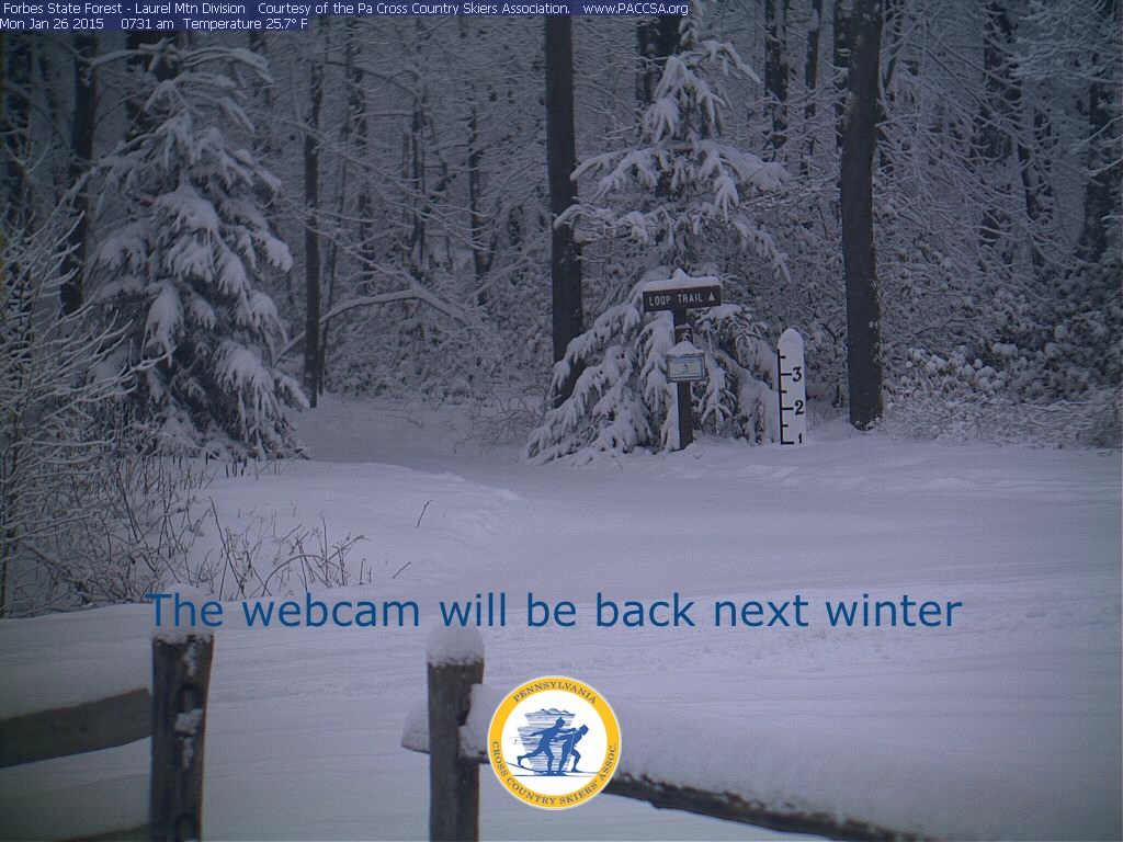 Webcam - Warming Hut