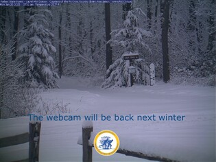PACCSA webcam at Laurel Mountain